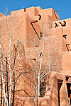 The Inn and Spa at Loretto in downtown Santa Fe, New Mexico