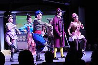 Alexander Klaws und Nadja Scheiwiller / Knie - Das Circus Musical