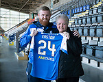 St Johnstone Players Sponsors Night…10.05.18<br />Brian Easton<br />Picture by Graeme Hart.<br />Copyright Perthshire Picture Agency<br />Tel: 01738 623350  Mobile: 07990 594431