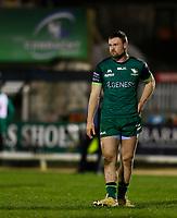 13th March 2021; Galway Sportsgrounds, Galway, Connacht, Ireland; Guinness Pro 14 Rugby, Connacht versus Edinburgh; Connacht try scorer Sean O'Brien