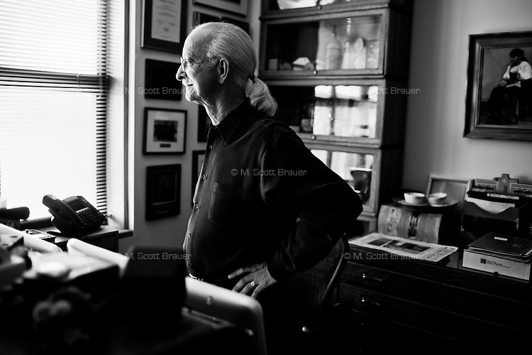 Dr. Woodie Flowers is the Pappalardo Professor of Mechanical Engineering, Emeritus, at MIT in Cambridge, Massachusetts, USA..