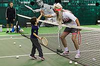 Rotterdam, Netherlands, 12 Februari, 2018, Ahoy, Tennis, ABNAMROWTT<br /> Photo:tennisimages.com