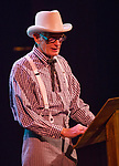 "Michael ""Danger Ranger"" Mikel talks about how Bruka brought Burning Man to Reno during the Take 5 fundraiser at the Bruka Theatre on Saturday night, Jan. 13, 2018."