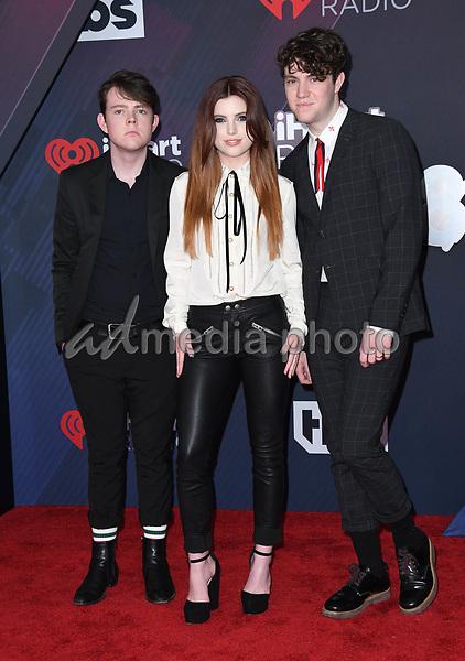 11 March 2018 - Inglewood, California - Echosmith. 2018 iHeart Radio Awards held at The Forum. Photo Credit: Birdie Thompson/AdMedia