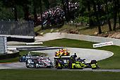 Verizon IndyCar Series<br /> Kohler Grand Prix<br /> Road America, Elkhart Lake, WI USA<br /> Sunday 25 June 2017<br /> Will Power, Team Penske Chevrolet Charlie Kimball, Chip Ganassi Racing Teams Honda<br /> World Copyright: Michael L. Levitt<br /> LAT Images