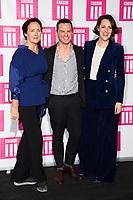 "Andrew Scott, Fiona Shaw and Phoebe Waller Bridge<br /> at the ""Fleabag"" season 2 screening, at the BFI South Bank, London<br /> <br /> ©Ash Knotek  D3474  24/01/2019"