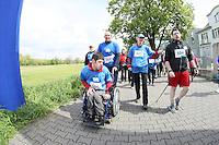 Team der WfB macht mit beim Walking Day