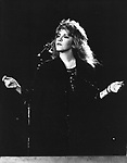 Stevie Nicks 1983.© Chris Walter.