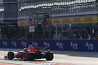 27th September 2020, Sochi, Russia; FIA Formula One Grand Prix of Russia, Race Day; #33 Max Verstappen (NLD, Aston Martin Red Bull Racing) on his way to a 2nd placed finish