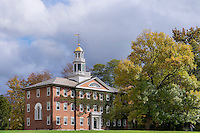 Griffin Hall, Williams College campus, Williamstown, Massachusetts, USA