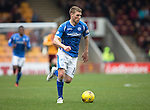 Motherwell v St Johnstone….07.05.16  Fir Park, Motherwell<br />David Wotherspoon<br />Picture by Graeme Hart.<br />Copyright Perthshire Picture Agency<br />Tel: 01738 623350  Mobile: 07990 594431