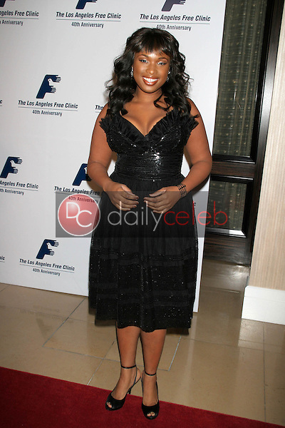 Jennifer Hudson<br />at the Friends of the Los Angles Free Clinic Annual Dinner Gala. Beverly Hilton Hotel, Beverly Hills, CA. 11-20-06<br />Dave Edwards/DailyCeleb.com 818-249-4998