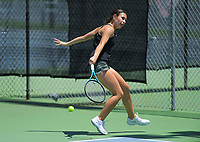 2019 Wellington Tennis Open at Renouf Centre in Wellington, New Zealand on Friday, 20 December 2019. Photo: Dave Lintott / lintottphoto.co.nz