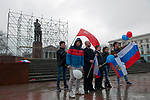 Crimea after one year