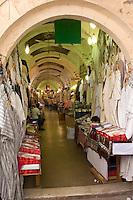 Tripoli, Libya - Men's Clothing Suq, Tripoli Medina