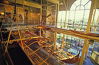 Interior view of Hawaii Maritime Center