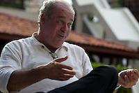 Manu Girard.<br /> Belém, Pará, Brasil.<br /> Foto Paulo Santos<br /> 12/04/2014