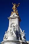 England, London: Victoria Denkmal | United Kingdom, London: Victoria Monument