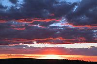 Sunset at Steens Mountain, Oregon