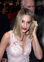 January 15 2018, PARIS FRANCE Premiere of the film Moi Tonya at UGC Normandie Paris. Actress Margot Robbie<br /> is present. # MARGOT ROBBIE A LA PREMIERE DE 'MOI TONYA' A PARIS