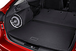 Open Trunk on a 2010 Mitsubishi Lancer Sportback