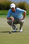 PALM BEACH GARDENS, FL. - Rory McIlroy during Round Three play at the 2009 Honda Classic - PGA National Resort and Spa in Palm Beach Gardens, FL. on March 7, 2009.