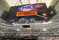 ARLINGTON, TX - DECEMBER 5: Fox Sports PBC Pay-Per-View fight night at AT&T Stadium in Arlington, Texas on December 5, 2020. (Photo by Frank Micelotta/Fox Sports)