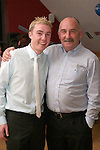 Kevin Walsh with his godfather, Kevin at his 21st in The Thatch...Photo NEWSFILE/Jenny Matthews.(Photo credit should read Jenny Matthews/NEWSFILE)....This Picture has been sent you under the condtions enclosed by:.Newsfile Ltd..The Studio,.Millmount Abbey,.Drogheda,.Co Meath..Ireland..Tel: +353(0)41-9871240.Fax: +353(0)41-9871260.GSM: +353(0)86-2500958.email: pictures@newsfile.ie.www.newsfile.ie.FTP: 193.120.102.198.