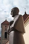 Kaunas Lithuania Motiejus Valančius also known by his pen-name Joteika and Ksiądz Maciek 2017 2010s,