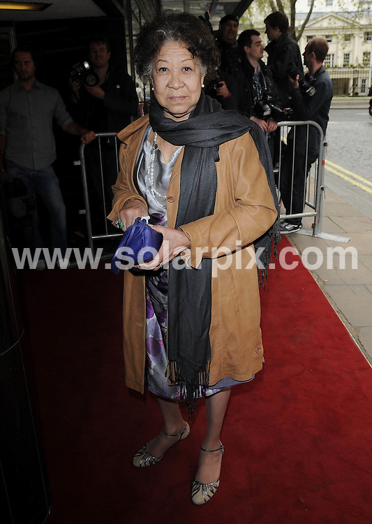 **ALL ROUND PICTURES FROM SOLARPIX.COM**.**WORLDWIDE SYNDICATION RIGHTS**.Red carpet arrivals at the UK premiere of Killer Bitch.  Held at the Curzon, Mayfair, London Uk..This pic: Guest..JOB REF:  11178     SSD     DATE: 29.04.2010.**MUST CREDIT SOLARPIX.COM OR DOUBLE FEE WILL BE CHARGED**.**MUST NOTIFY SOLARPIX OF ONLINE USAGE**.**CALL US ON: +34 952 811 768 or LOW RATE FROM UK 0844 617 7637**