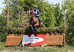 11 July 2009: Dorothy Crowell riding Radio Flyer during the cross country phase of the CIC 3* Maui Jim Horse Trials at Lamplight Equestrian Center in Wayne, Illinois.