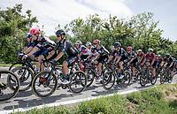 Nicolas Roche (IRE/DSM)<br /> <br /> 104th Giro d'Italia 2021 (2.UWT)<br /> Stage 15 from Grado to Gorizia (147km)<br /> <br /> ©kramon