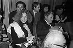 PAOLO VILLAGGIO CON IRENE GHERGO<br /> TEATRO QUIRINO ROMA 1979