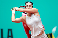 Caroline Garcia, France, during Madrid Open Tennis 2018 match. May 7, 2018.(ALTERPHOTOS/Acero) /NortePhoto.com