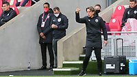 Brentford Manager, Thomas Frank during Brentford vs Preston North End, Sky Bet EFL Championship Football at the Brentford Community Stadium on 4th October 2020