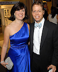 Sarah and David Pesikoff at the Children's Museum Gala Saturday Oct. 03,2009. (Dave Rossman/For the Chronicle)