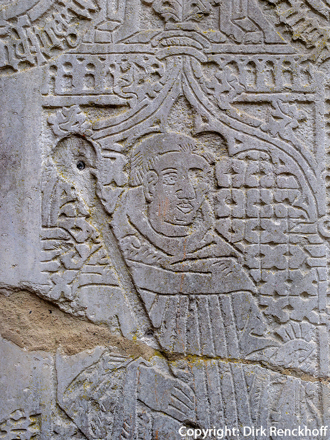 Klosterruine Eldena in Greifswald, ,Mecklenburg-Vorpommern, Deutschland, Europa<br /> Ruins of monastery Eldena in Greifswald, Mecklenburg-Hither Pomerania, Germany, Europe