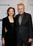 """Annette Bening and Warren Beatty attends the Broadway Opening Night After Party for """"All My Sons"""" at The American Airlines Theatre on April 22, 2019  in New York City."""