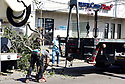 Hurricane Ida strikes Louisiana, leaving the entire city of New Orleans without power and utilities.