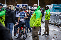 "Elizabeth Deignan (GBR/Trek-Segafredo) wins ""La Doyenne"" <br /> <br /> 4th Liège-Bastogne-Liège-Femmes 2020 (1.WWT)<br /> 1 Day Race: Bastogne – Liège 135km<br /> <br /> <br /> ©kramon"