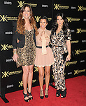 ,Khloe Kardashian Odom,Kourtney Kardashian and Kim Kardashian attends The Launch Party for The Kardashian Kollection for Sears held at The Colony in Hollywood, California on August 17,2011                                                                               © 2011 DVS / Hollywood Press Agency