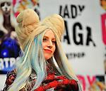 "Lady Gaga, Dec 01, 2013 : Tokyo, Japan : Singer Lady GAGA attends a press conference for her new album ""ARTPOP"" in Tokyo, Japan, on December 1, 2013."