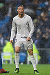 Cristiano Ronaldo of Real Madrid looks on during the La Liga match between Real Madrid and Real Sporting de Gijon at the Santiago Bernabeu Stadium on 26 November 2016 in Madrid, Spain. Photo by Diego Gonzalez Souto / Power Sport Images