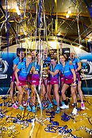 180812 ANZ Premiership Grand Final Netball - Pulse v Steel