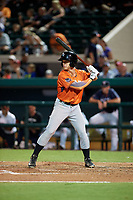 Jupiter Hammerheads Kyle Barrett (32) bats during the Florida State League All-Star Game on June 17, 2017 at Joker Marchant Stadium in Lakeland, Florida.  FSL North All-Stars defeated the FSL South All-Stars  5-2.  (Mike Janes/Four Seam Images)
