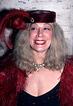 Sylvia Miles attends an Opening on May 10, 1983 at Lincoln Center in New York City.