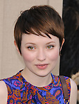 Emily Browning at The Warner Bros. World Premiere of Legend of the Guardians: The Owls of Ga'Hoole held at The Grauman's Chinese Theatre in Hollywood, California on September 19,2010                                                                               © 2010 Hollywood Press Agency