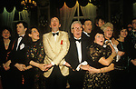 Auld Lang Signe New Years Eve party at the Ritz Hotel London England 1986 1980s