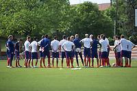 USMNT Training, Monday, April 13, 2015