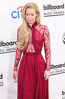 LAS VEGAS, NV, USA - MAY 18: Iggy Azalea at the Billboard Music Awards 2014 held at the MGM Grand Garden Arena on May 18, 2014 in Las Vegas, Nevada, United States. (Photo by Xavier Collin/Celebrity Monitor)